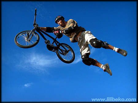 BMX - Shogun à Surf Attack Kingersheim - Superman